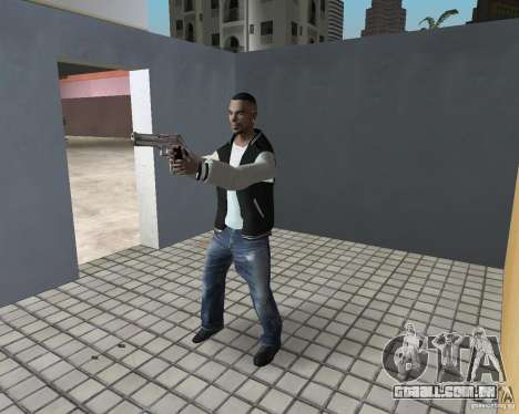 Luis Lopez para GTA Vice City terceira tela