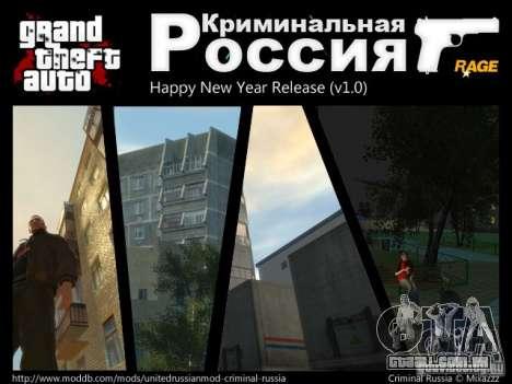Penal Rússia RAGE para GTA 4
