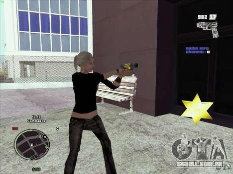 Pacote de GTA IV para GTA San Andreas
