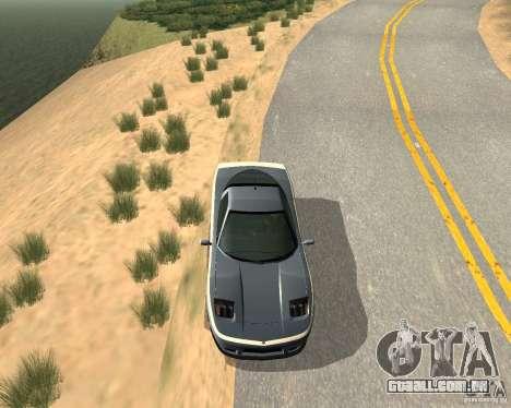Soquette do GTA 4 para GTA San Andreas vista direita