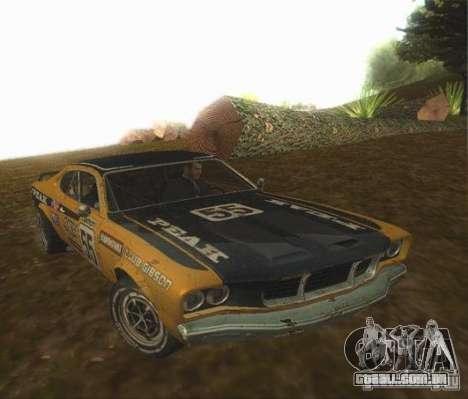 Boxer from FlatOut2 para GTA San Andreas