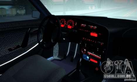2113 VAZ Suite v. 2.0 para GTA San Andreas vista direita