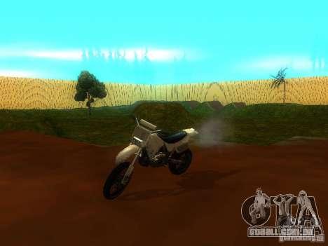 Moto Track Race para GTA San Andreas