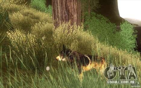 Wild Life Mod 0.1b para GTA San Andreas terceira tela