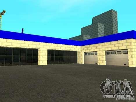 Auto VAZ em San Fierro para GTA San Andreas quinto tela