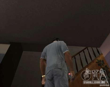 Fogos de artifício para GTA San Andreas segunda tela