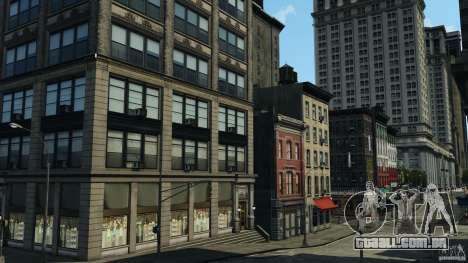 FAKES ENB Realistic 2012 para GTA 4 quinto tela