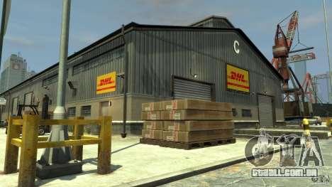 DHL-Port para GTA 4 terceira tela