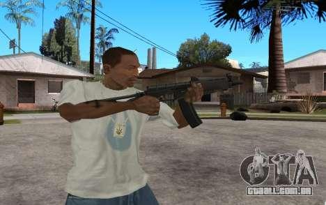 SR3M para GTA San Andreas segunda tela