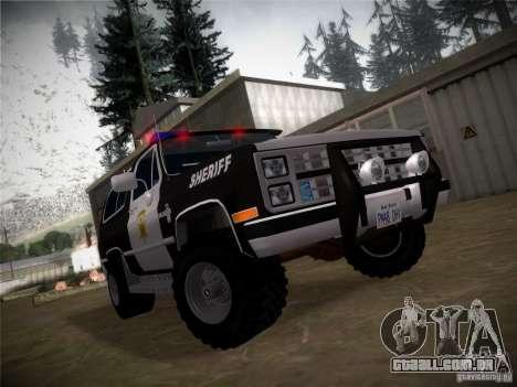 IG ENBSeries para GTA San Andreas quinto tela