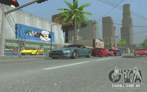 ENB v3.0 by Tinrion para GTA San Andreas sétima tela