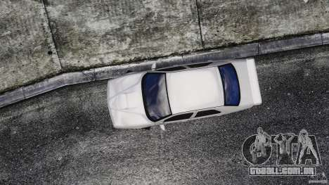 Alfa Romeo 155 Q4 para GTA 4 vista direita