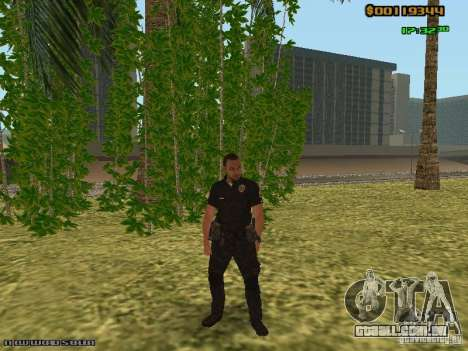 SAPD skins para GTA San Andreas