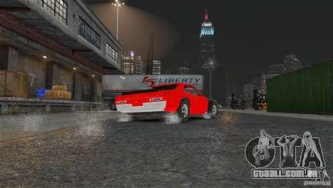 Jupiter Eagleray MK5 v.1 para GTA 4 vista interior