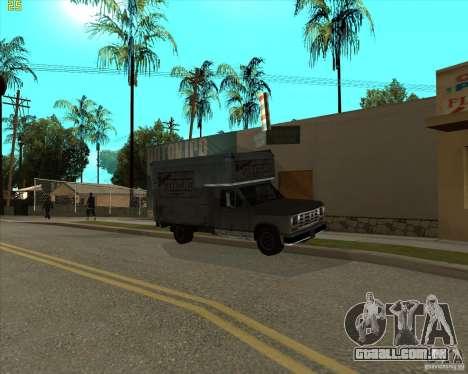 Car in Grove Street para GTA San Andreas sétima tela