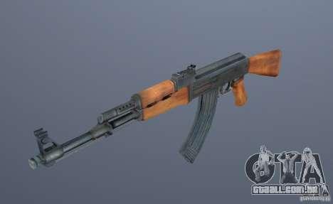 Grims weapon pack1 para GTA San Andreas