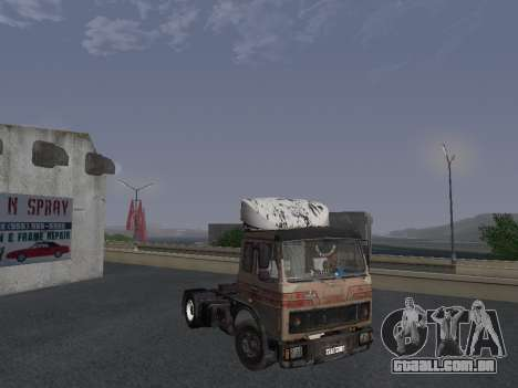 5551 MAZ Kolkhoz para GTA San Andreas