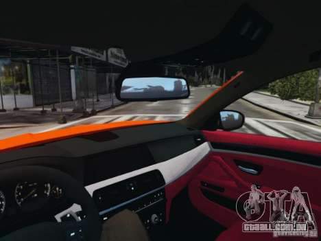 BMW M5 F10 2012 Aige-edit para GTA 4 vista direita