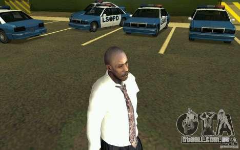 Civil HD para GTA San Andreas segunda tela