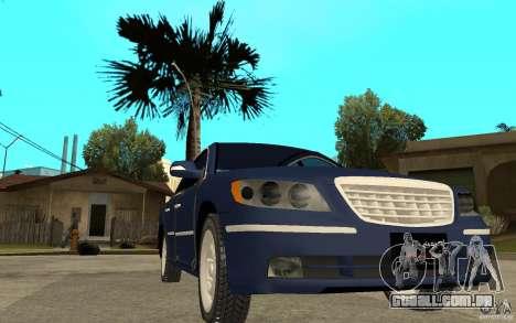 Hyundai Azera 2009 arb drift para GTA San Andreas