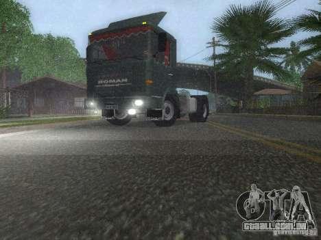 Roman R 10215 FS para GTA San Andreas