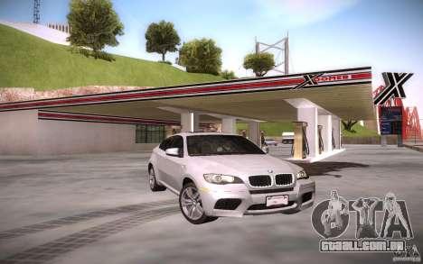 ENBSeries para v 2.0 de PC mais fraco para GTA San Andreas segunda tela