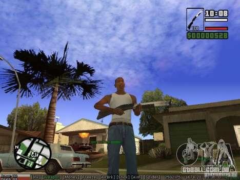 Armas de Pak para GTA San Andreas