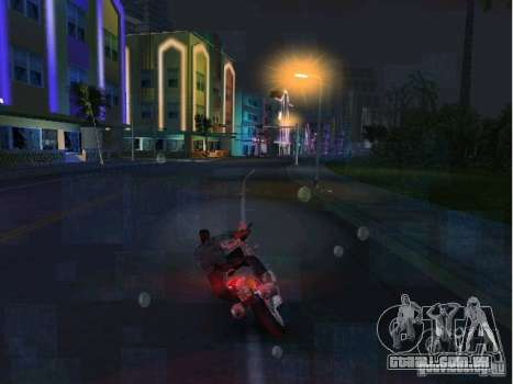 Ducati Supersport 1000 DS para GTA Vice City