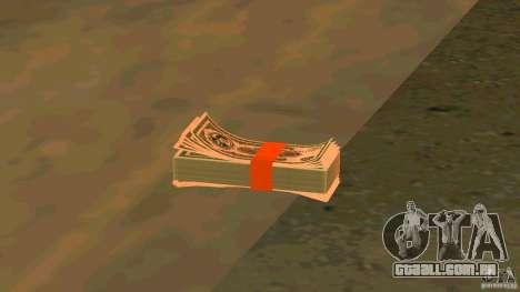 Ações da MMM v1 para GTA San Andreas segunda tela