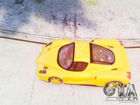 Ferrari Enzo 2002 para GTA 4 vista direita