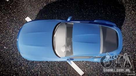 BMW Z4 Coupe v1.0 para GTA 4 vista direita