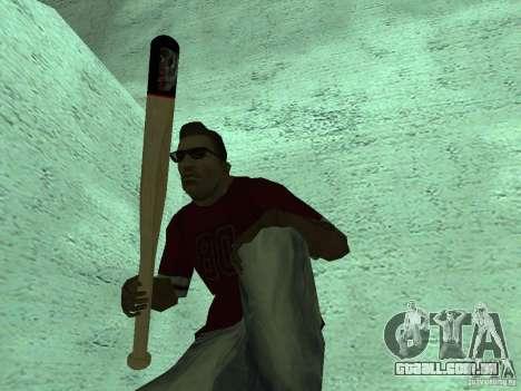 Bit HD para GTA San Andreas segunda tela