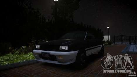 Blista Pick Up para GTA 4 traseira esquerda vista
