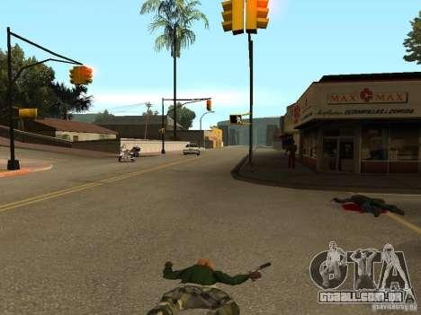 Act Dead para GTA San Andreas