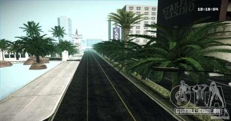ENB Graphics Mod Samp Edition para GTA San Andreas oitavo tela
