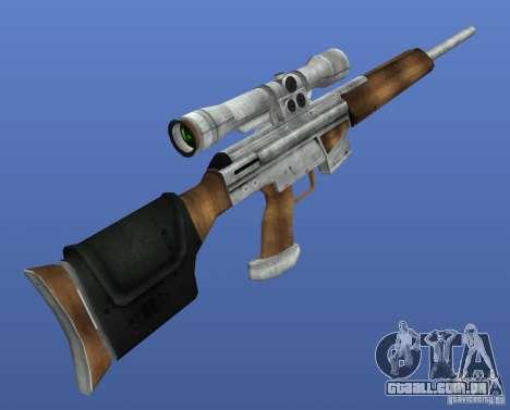Mega Gun Pack (Chrom) para GTA 4 décimo tela
