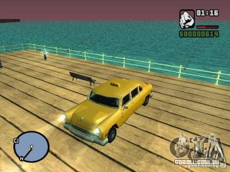 Timecyc BETA 2.0 para GTA San Andreas sétima tela