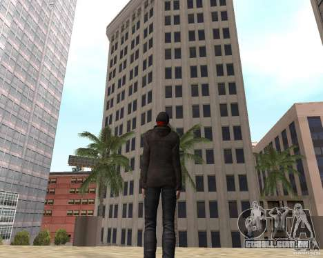 Spider Man para GTA San Andreas quinto tela