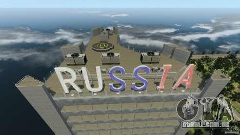 Penal Rússia RAGE para GTA 4 twelth tela