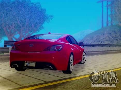 ENB v1.2 by TheFesya para GTA San Andreas sexta tela