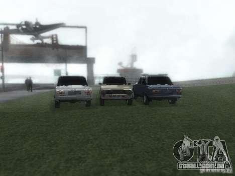 VAZ 2101 para o motor de GTA San Andreas