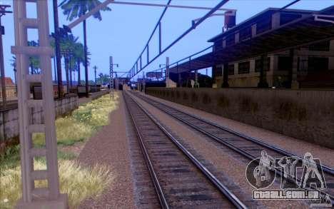 COMBOIO Russo versão v 1.0 para GTA San Andreas quinto tela