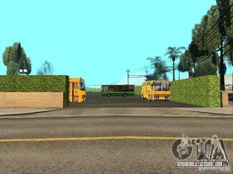 5 ônibus v. 1.0 para GTA San Andreas
