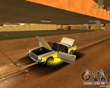 Extreme Car Mod SA:MP version para GTA San Andreas terceira tela