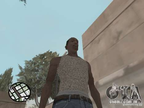 Nova Jersey, Karl para GTA San Andreas terceira tela