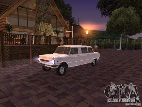 ZAZ 968M Limousine para GTA San Andreas