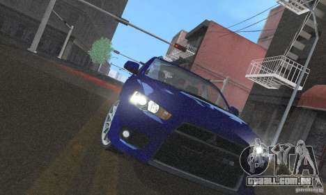 ENBSeries by dyu6 Low Edition para GTA San Andreas décima primeira imagem de tela