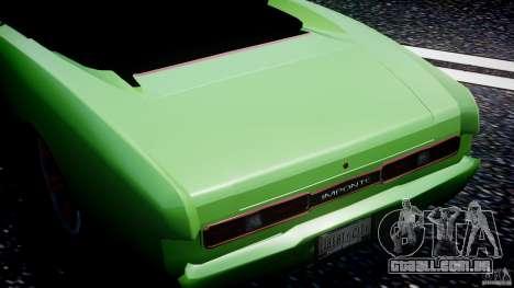 New Dukes para GTA 4 rodas