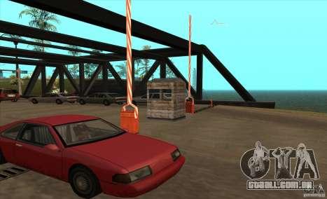 Rota v 1.0 para GTA San Andreas