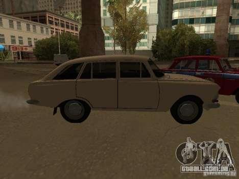 IZH-2125 408 para GTA San Andreas esquerda vista